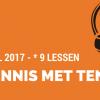 Maak kennis met Tennis is al gestart!