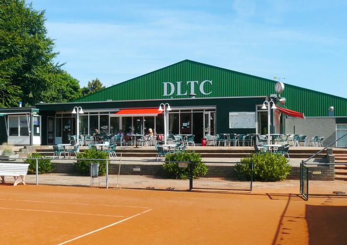 DLTC tennishal 2