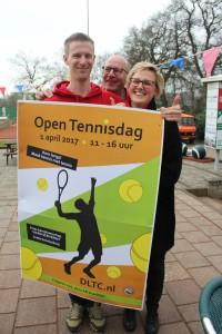 Open tennisdag 2017
